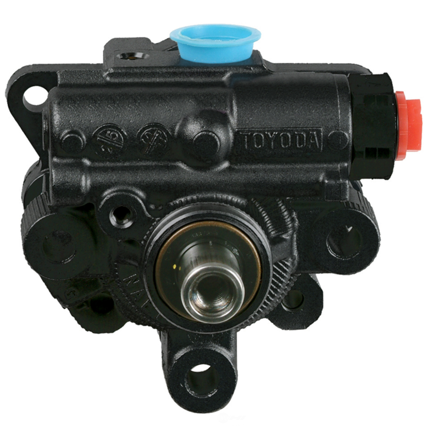 A1 CARDONE 20-2201 - Power Steering Pump - Reman - 202201