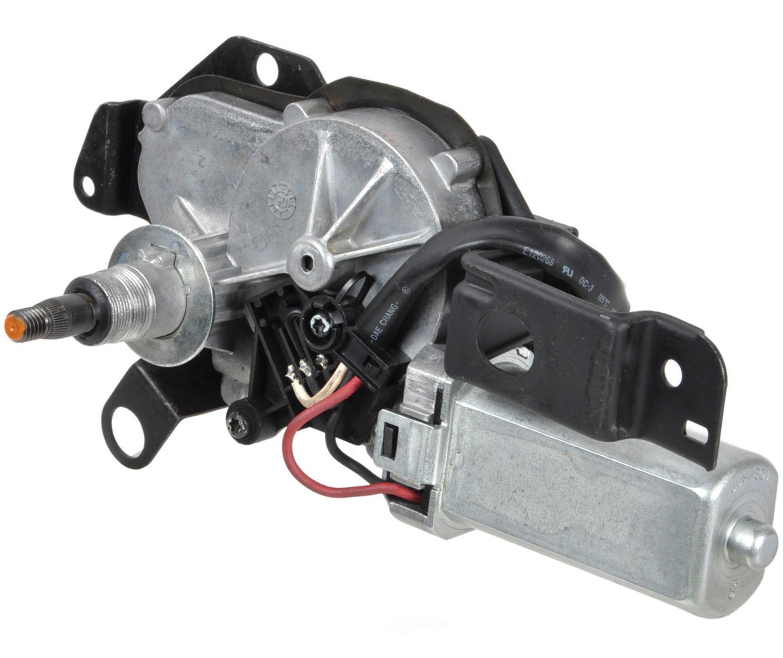 Windshield wiper motor wiper motor rear cardone 40 2062 for Windshield wiper motor parts