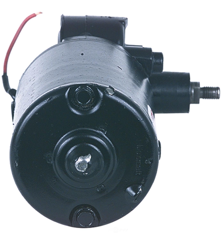 Windshield wiper motor wiper motor front cardone 40 265 for Windshield wiper motor parts