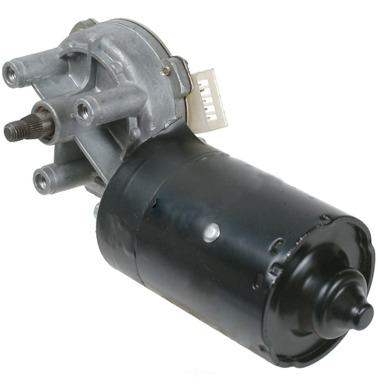 Windshield wiper motor wiper motor front cardone reman for Windshield wiper motor replacement cost