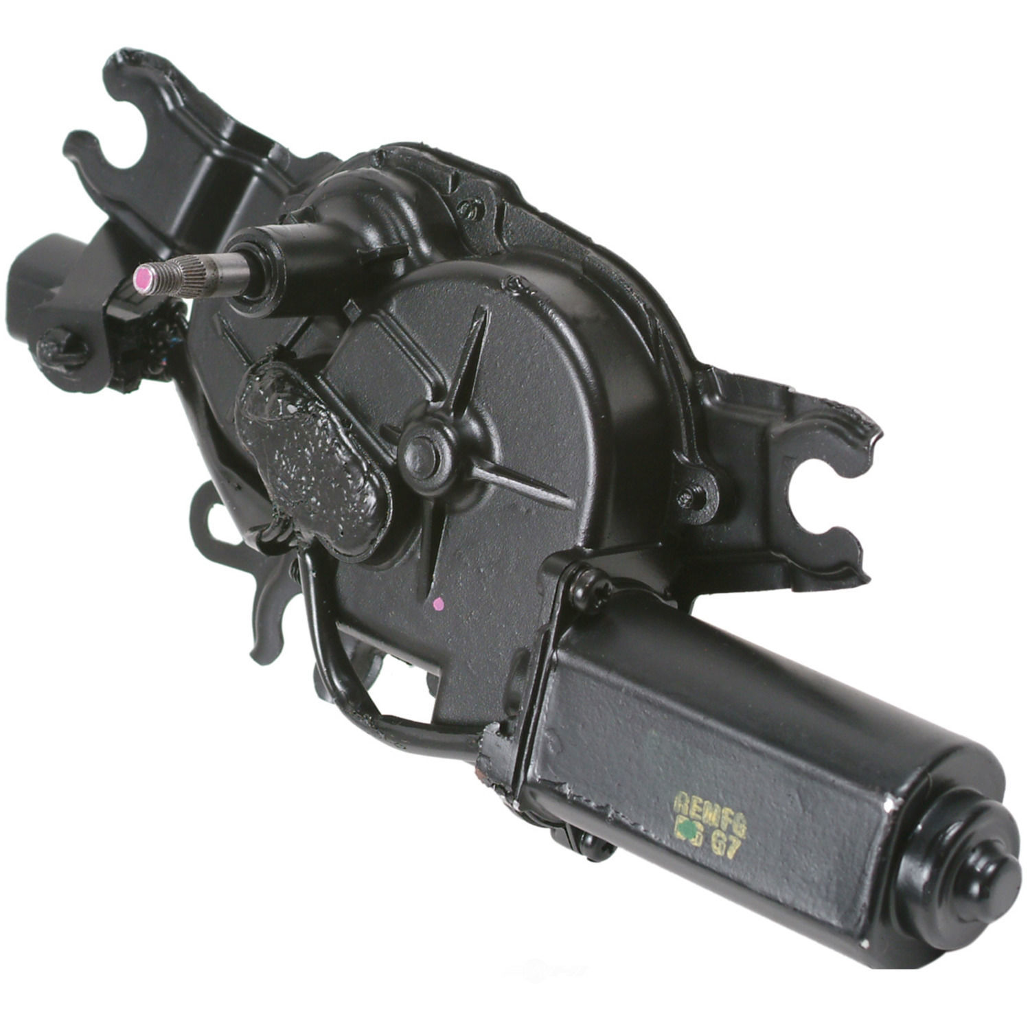 Windshield wiper motor wiper motor rear cardone reman fits for Windshield wiper motor price