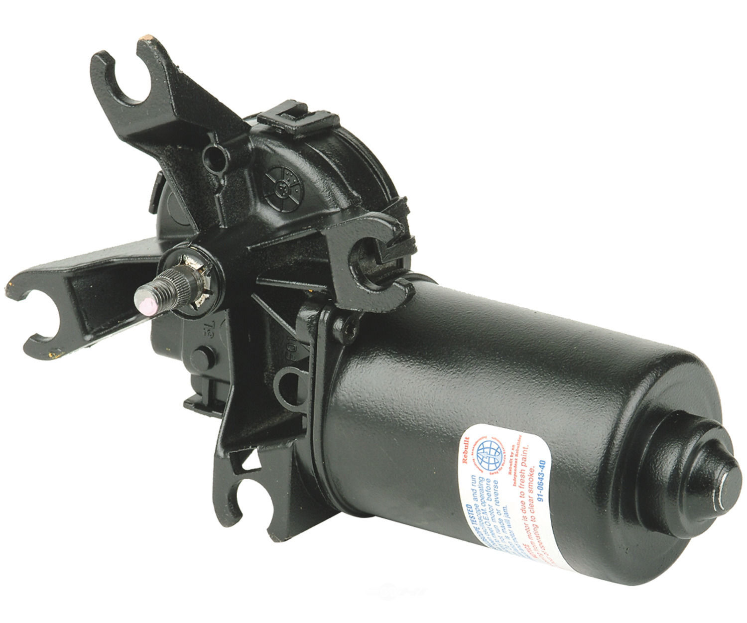 reman wiper motor fits 1996 2005 hyundai accent tiburon. Black Bedroom Furniture Sets. Home Design Ideas