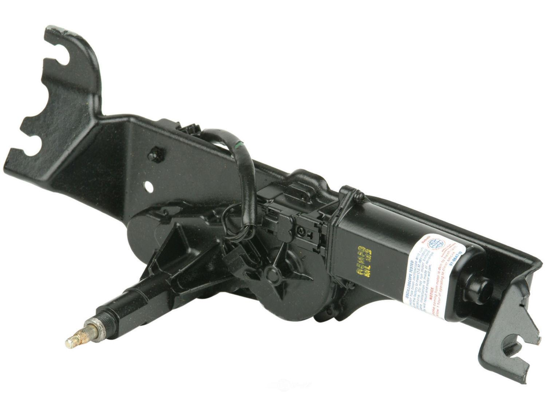Windshield wiper motor wiper motor rear cardone reman fits for Windshield motor replacement cost