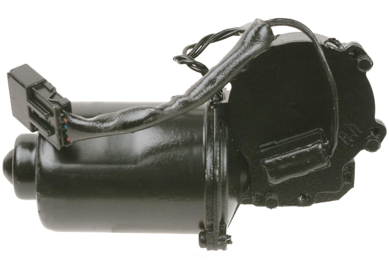 CARDONE / A-1 CARDONE - Reman A-1 Cardone Wiper Motor - A1C 43-4550