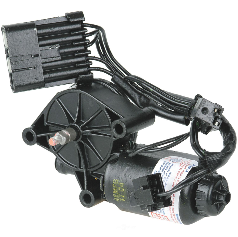 Pontiac Firebird 1997 Remanufactured Engine: Headlight Motor Right Cardone 49-124 Reman Fits 98-02