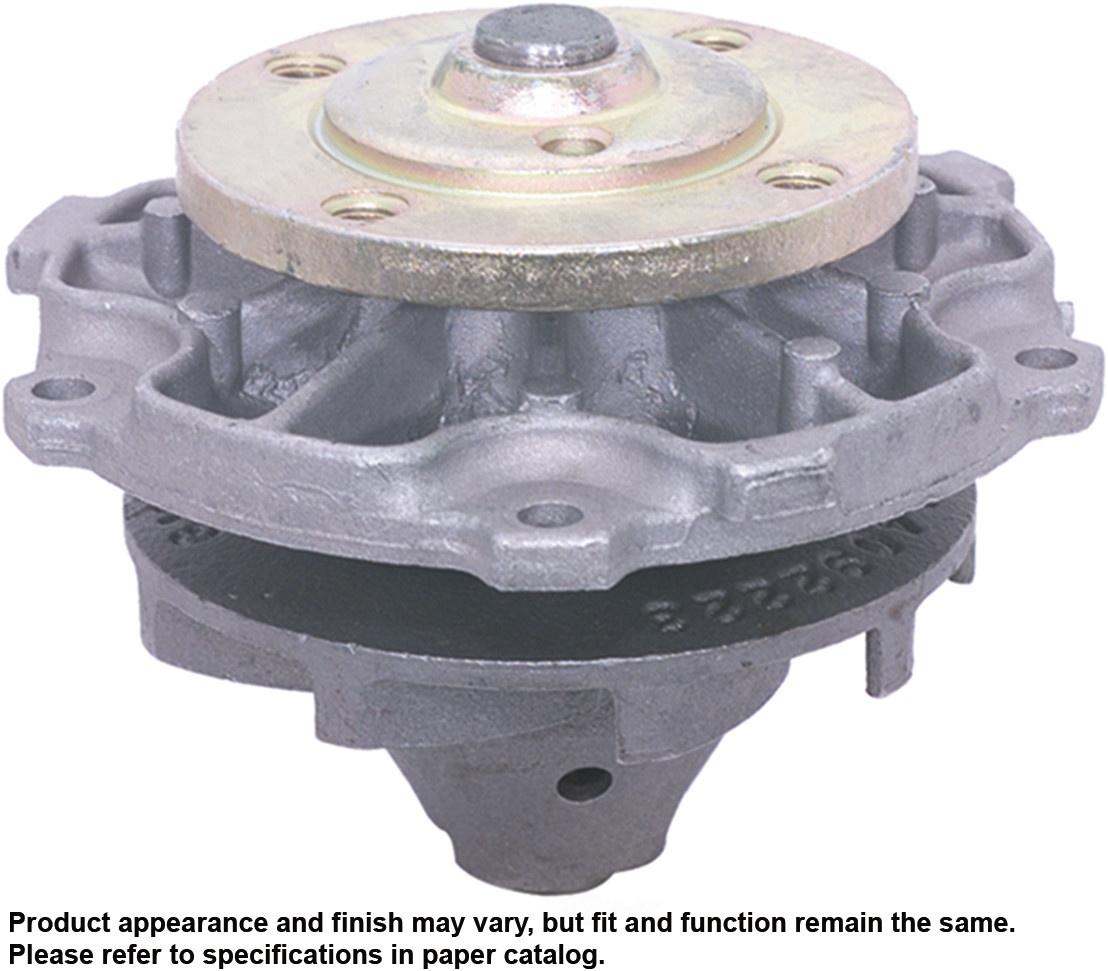 Pontiac Water Pump : Reman water pump fits  pontiac grand prix
