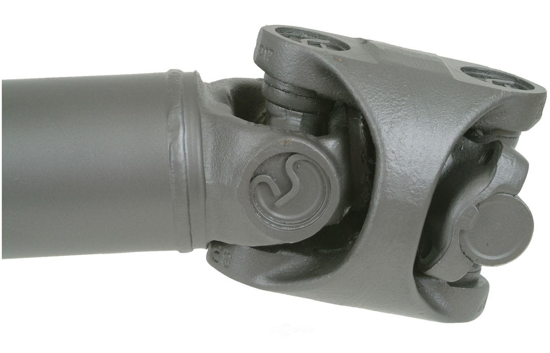 Ford Drive Shaft : Drive shaft driveshaft prop front cardone reman