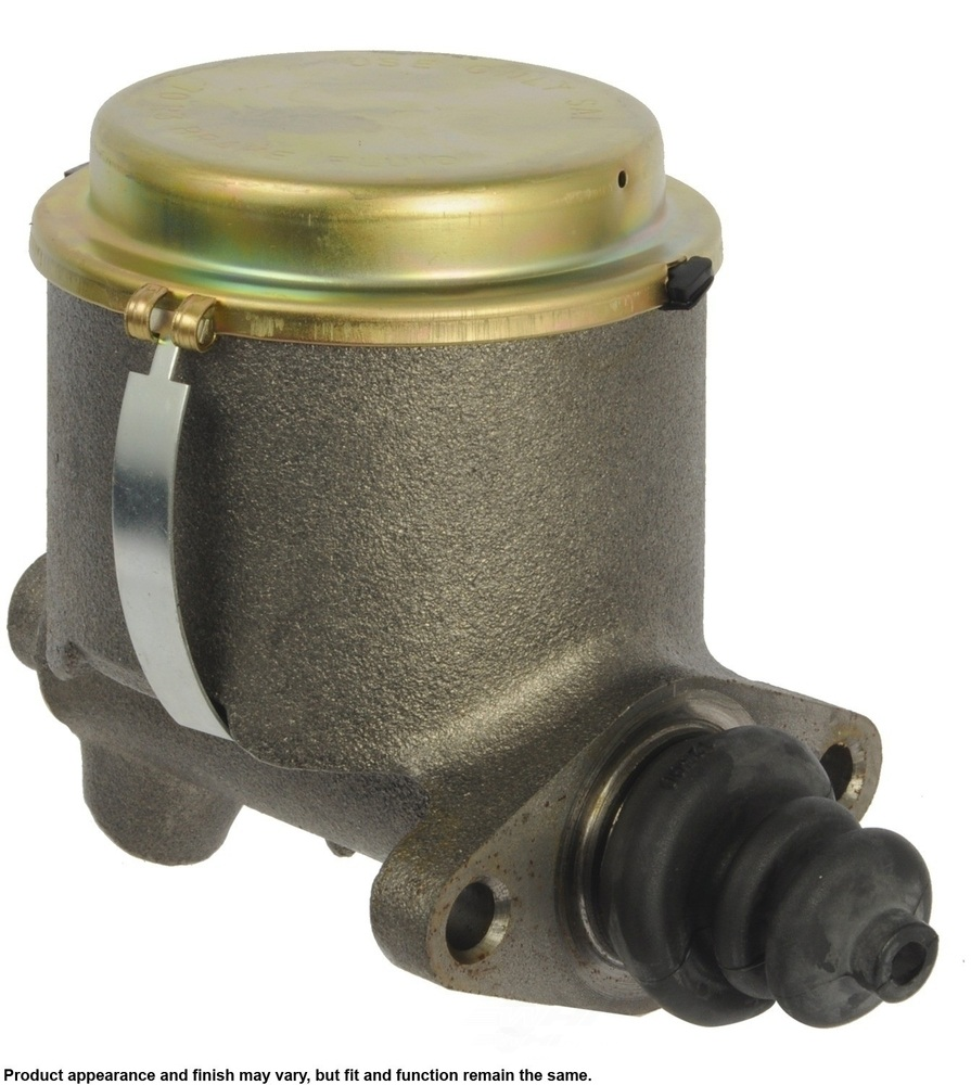 Cardone Select Mustang Master Cylinder Remanufactured: Brake Master Cylinder-New Master Cylinder Cardone Fits 64