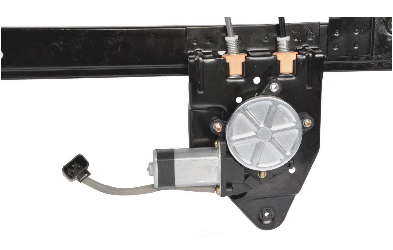 New window lift motor w regulator fits 2002 2007 gmc envoy for 2002 gmc envoy window regulator