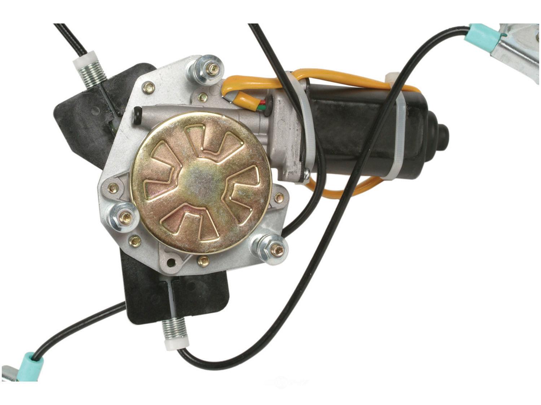 New window lift motor w regulator fits 2001 2002 dodge for 2001 dodge grand caravan power window regulator