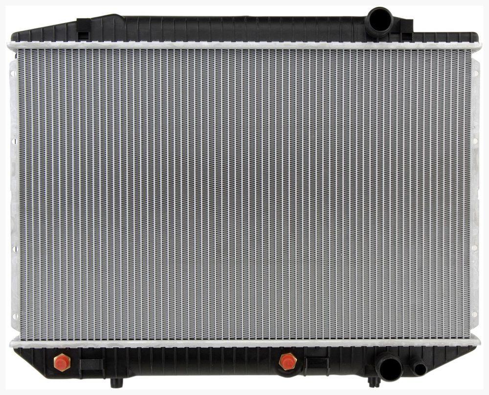 Radiator fits 1981 1991 mercedes benz 420sel 560sec 560sel for Mercedes benz radiator