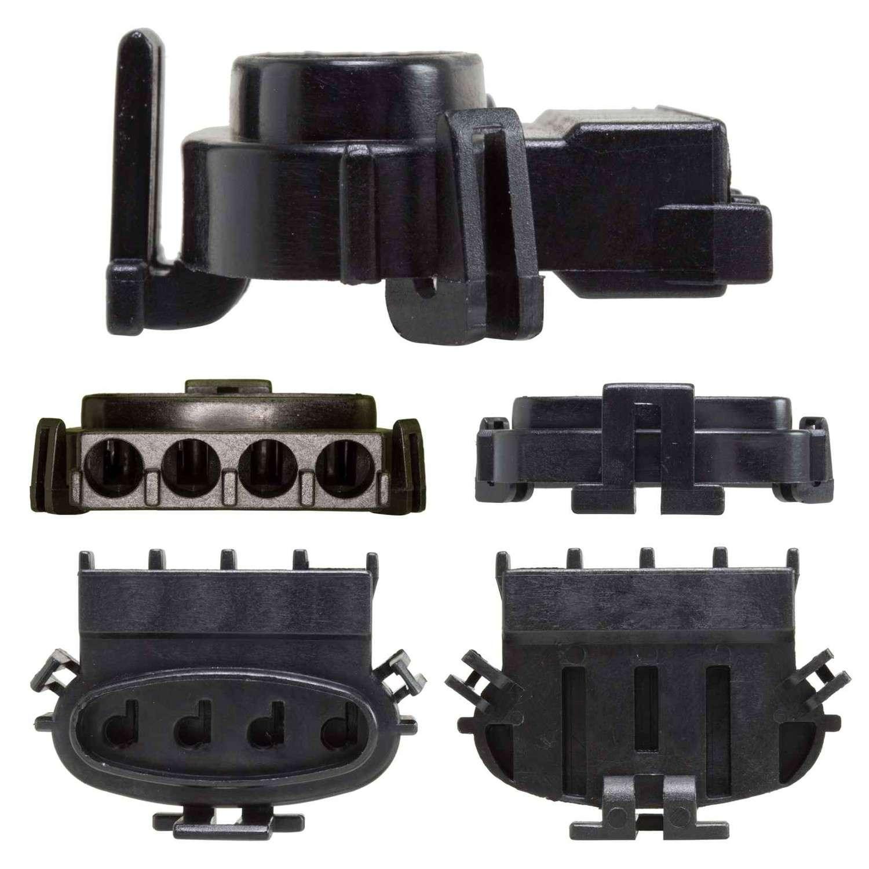 fuel pump harness connector airtex 1p1270 fits 85 90 ford. Black Bedroom Furniture Sets. Home Design Ideas