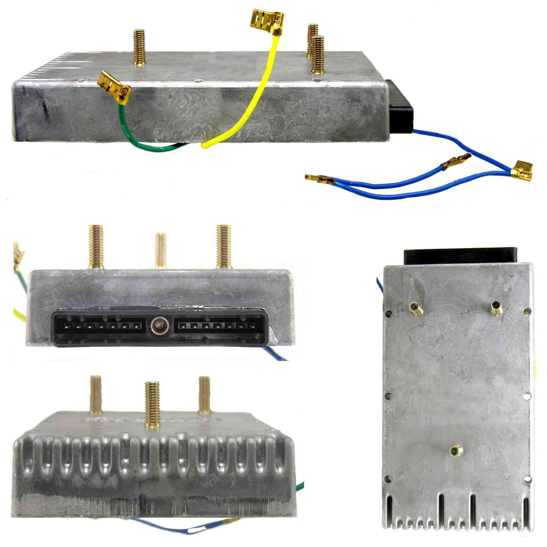 Hvac blower motor resistor airtex 3a1051 fits 99 00 dodge for Dodge dakota blower motor