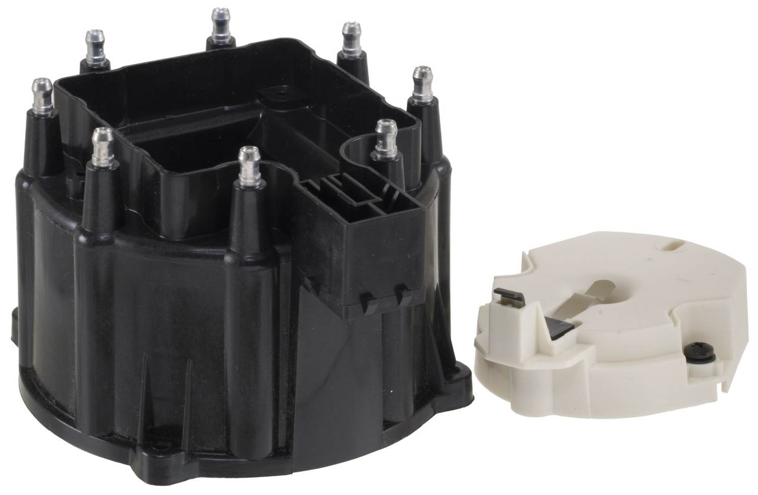 how to change distributor cap and rotor