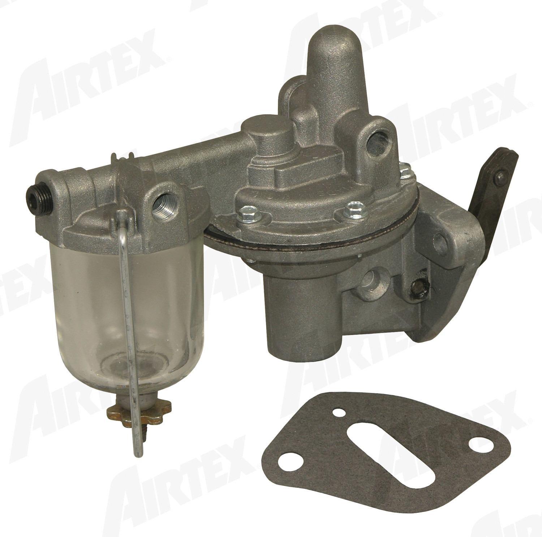 mechanical fuel pump airtex 587 fits 1950 dodge b 2 3 8l. Black Bedroom Furniture Sets. Home Design Ideas