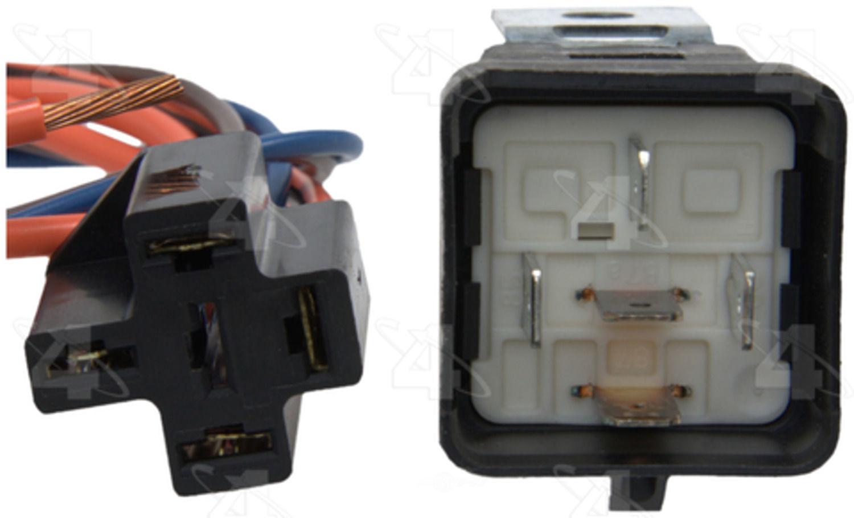 Hvac Blower Motor Relay 4 Seasons 35747 Ebay