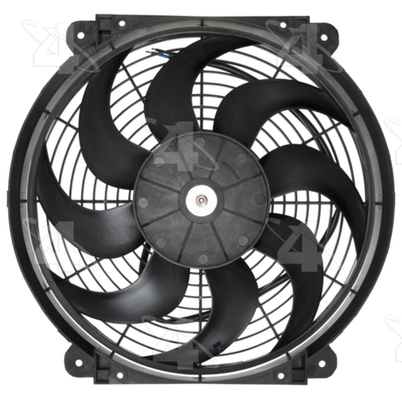 Engine Cooling Fan Electric Fan Kit Cooling Depot 36897 Ebay