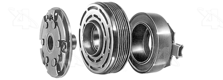 A//C Compressor-New Global 6511337