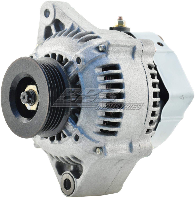 89 honda accord alternator wiring diagram alternator bbb industries 14680 reman fits 86-89 honda ...