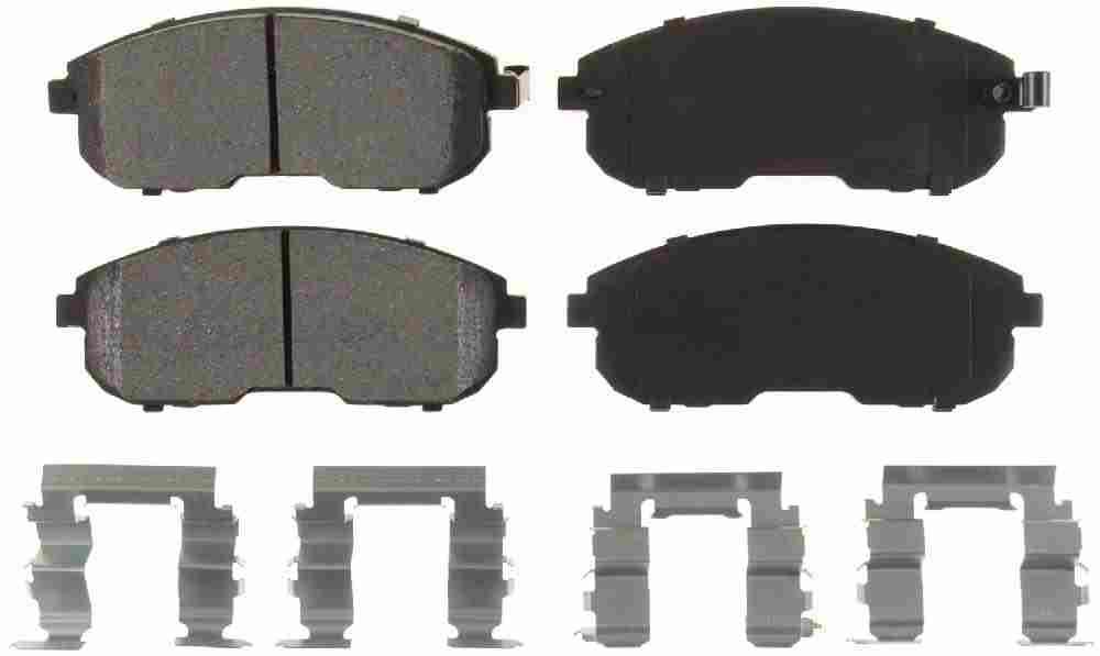 Disc Brake Pad Set-OEX Disc Brake Pad Front Wagner OEX1539