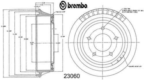chevrolet astro van brake drum from best value auto parts