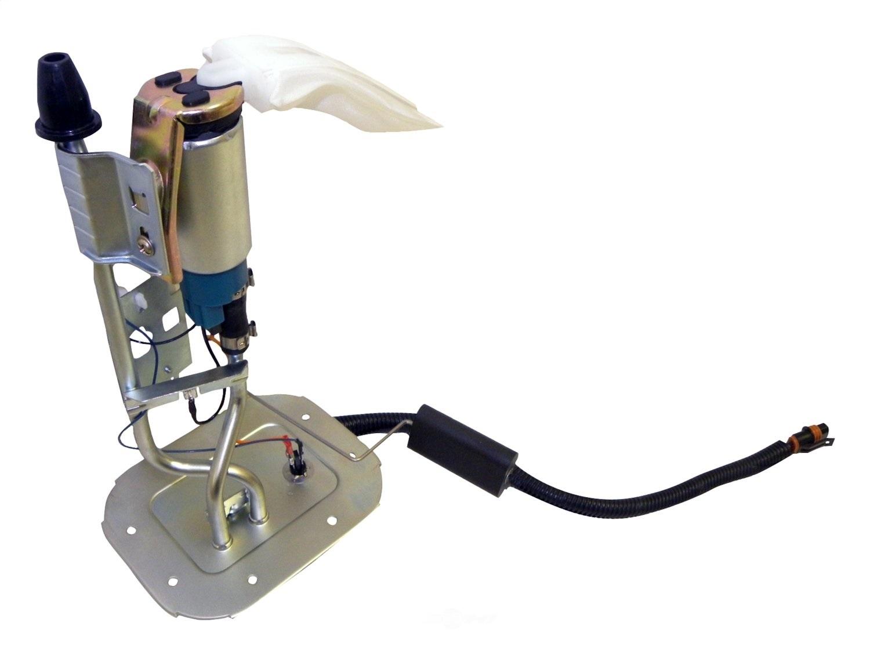 Fuel Pump  U0026 Sender Assembly Unit Wo   Gasket Fits 91