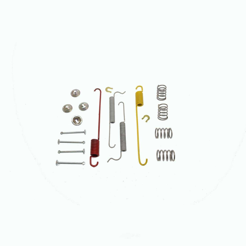 drum brake hardware kit rear carlson h7280 ebay. Black Bedroom Furniture Sets. Home Design Ideas