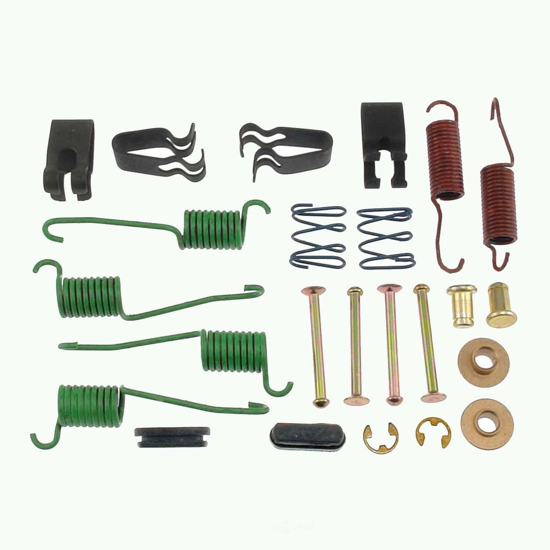 drum brake hardware kit rear carlson h7313 ebay. Black Bedroom Furniture Sets. Home Design Ideas