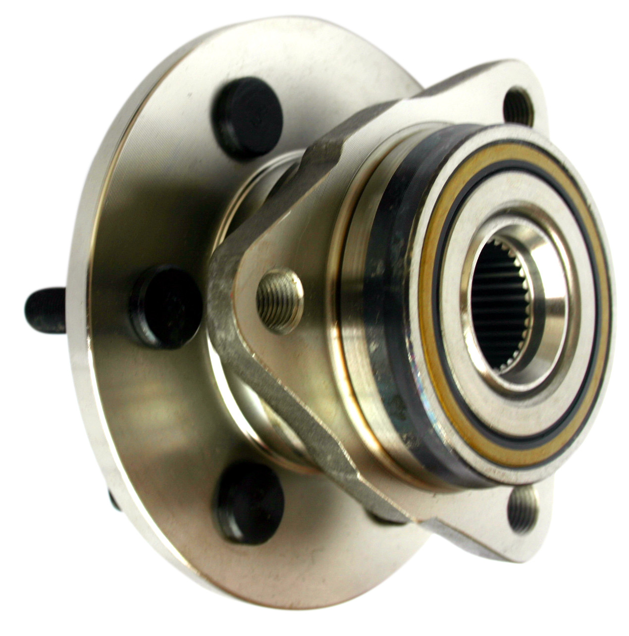 wheel bearing and hub assembly crs nt515007 fits 97 04. Black Bedroom Furniture Sets. Home Design Ideas