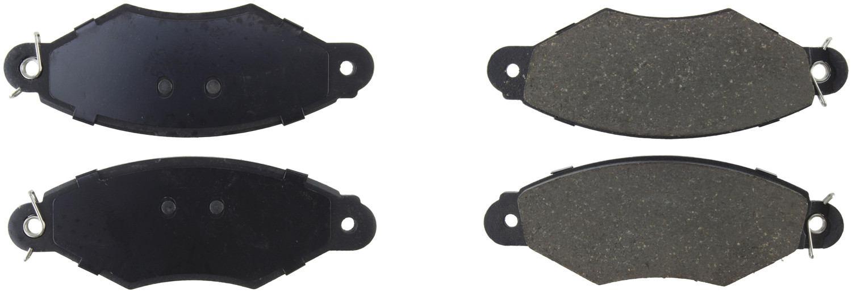 Foto de Pastillas de Freno C-TEK Ceramic Pads para Renault Scénic 2005 Marca C-TEK Número de Parte 103.14990
