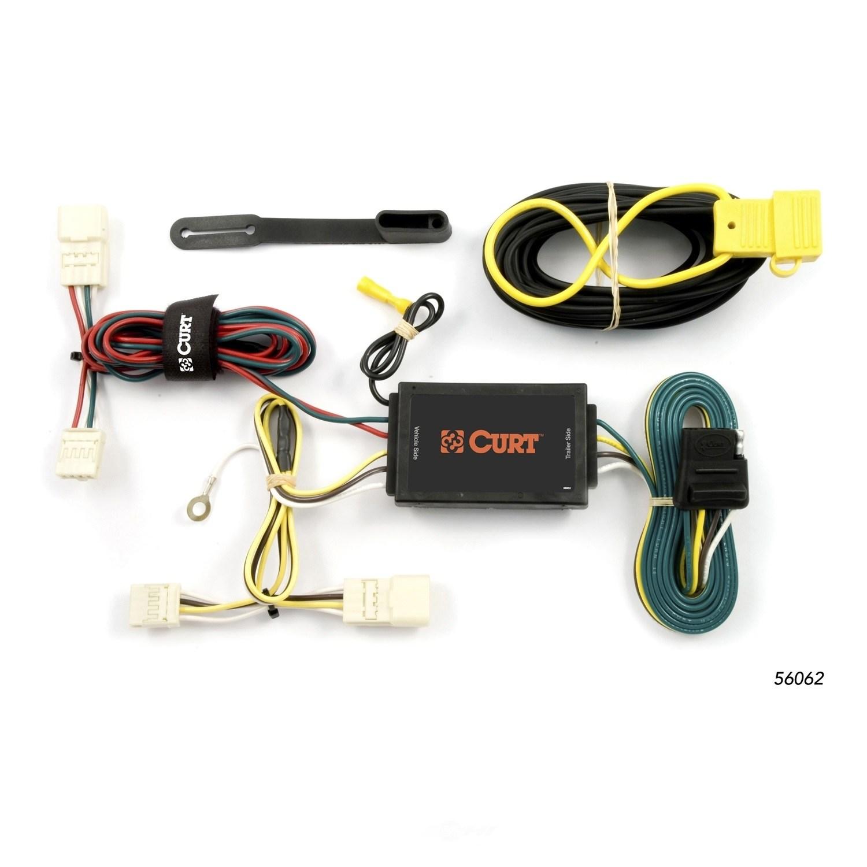 Kit De Conectores Remolque Custom Wiring Harness Para Scion Xb 2008 Xd Marca Curt Mfg Inc Nmero Parte 56062