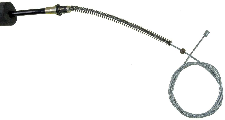 parking brake cable fits 1990 1994 gmc c1500 c2500 c3500. Black Bedroom Furniture Sets. Home Design Ideas