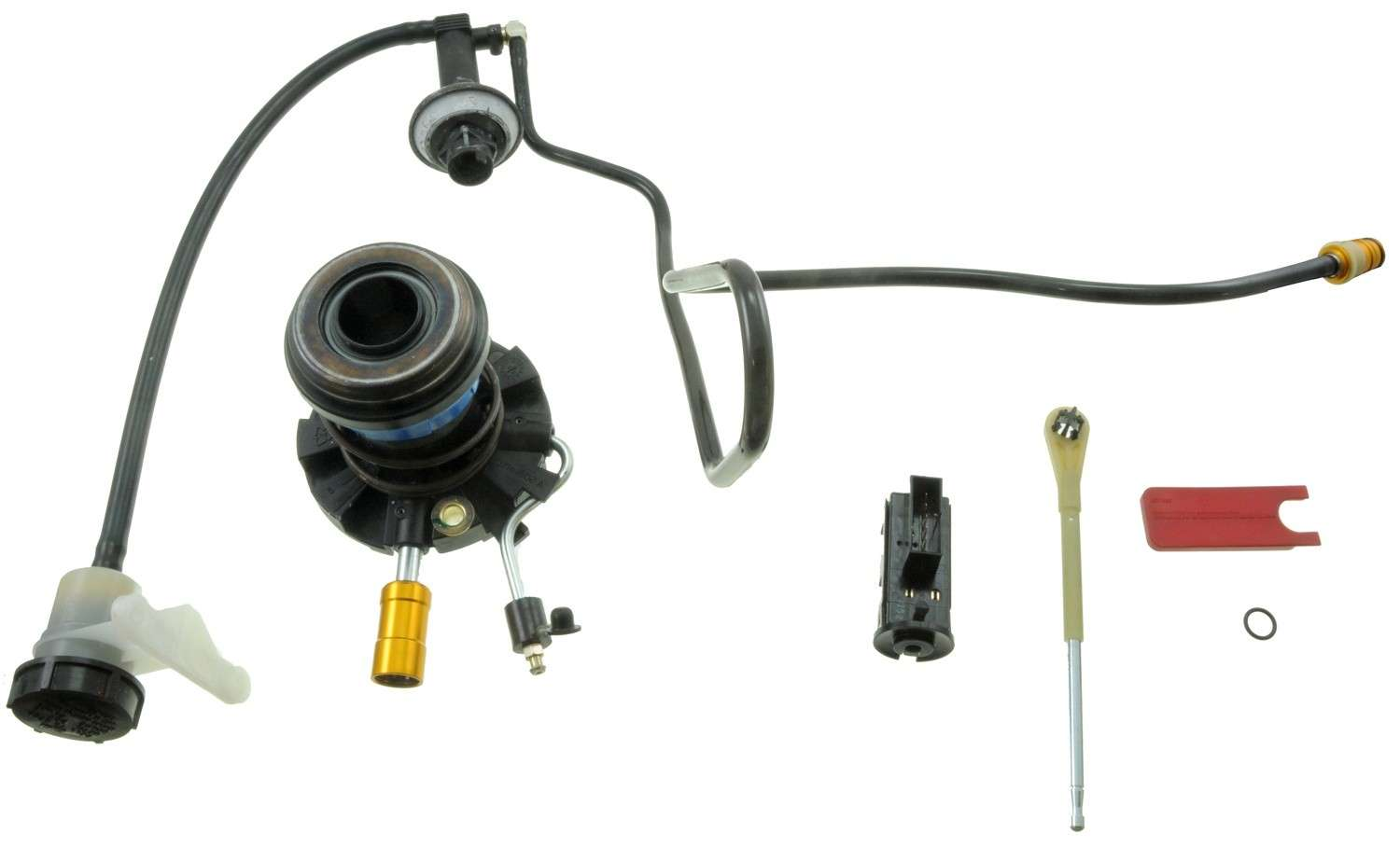 clutch master  u0026 slave cylinder assembly fits 1995