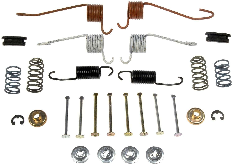 drum brake hardware kit rear dorman hw7208 ebay. Black Bedroom Furniture Sets. Home Design Ideas