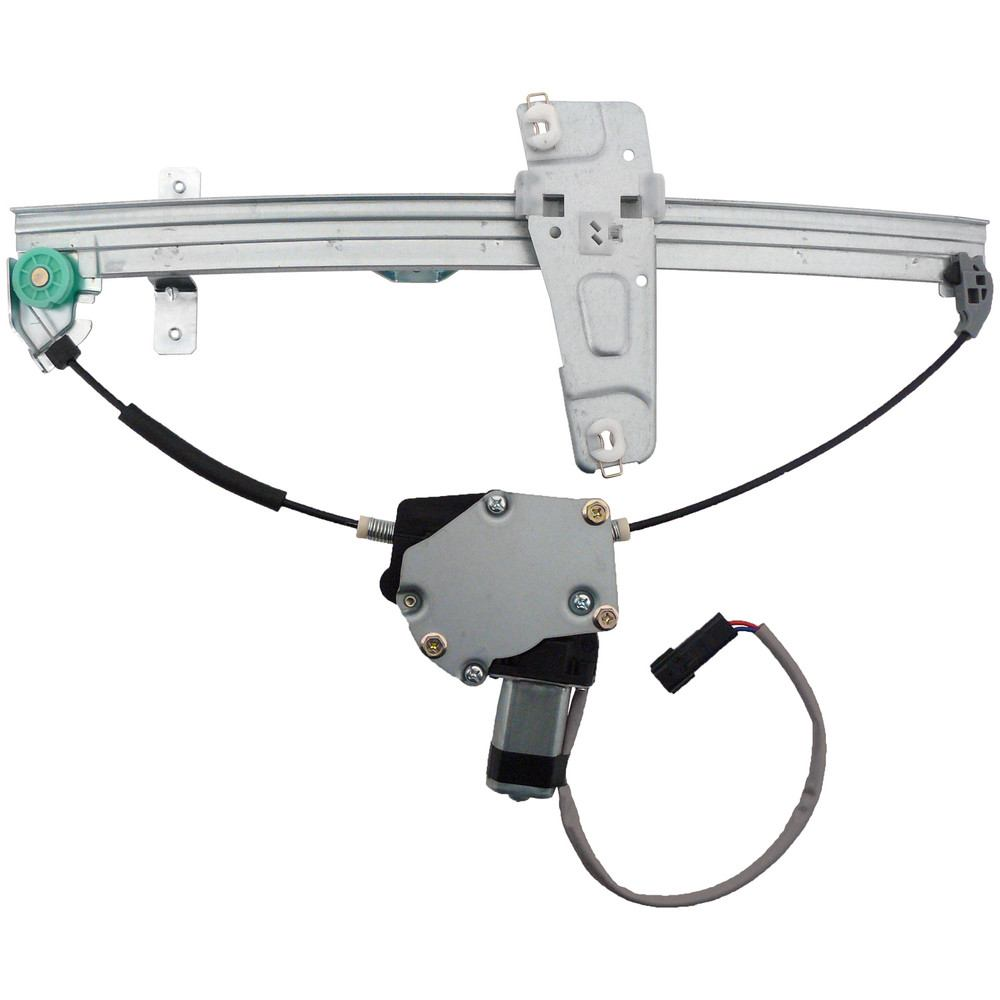 Power window motor regulator assembly fits 2001 2004 for 02 jeep grand cherokee window regulator