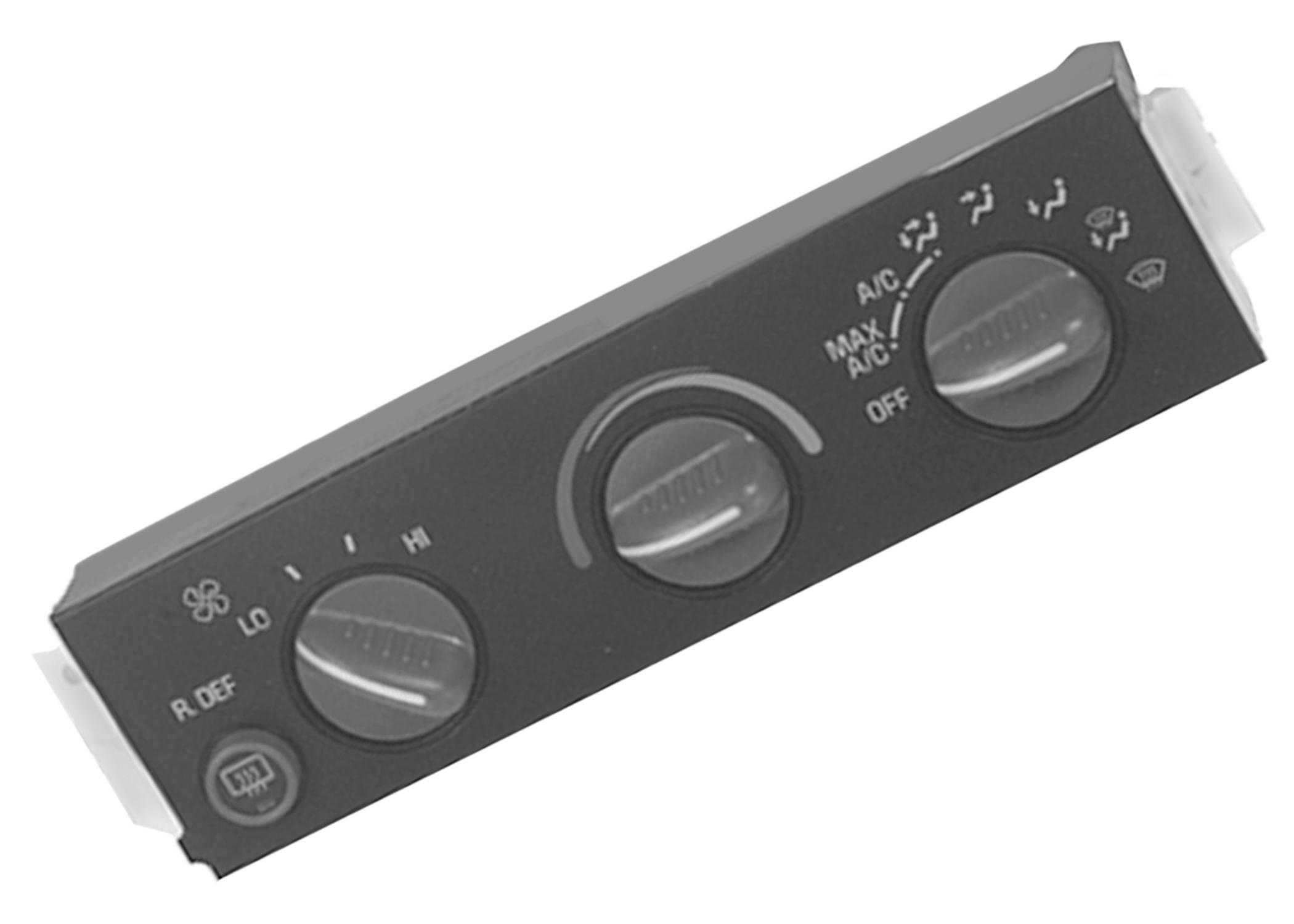 Honda Accord 98 99 00 Oem Ac Heat Temp Climate Control Switch Panel