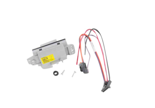 Hvac Blower Motor Control Unit Front Rear Acdelco Gm