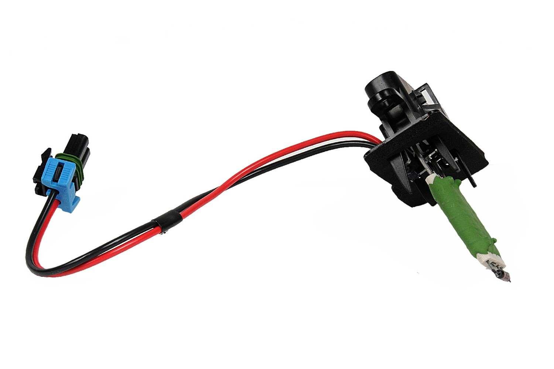 Hvac Blower Motor Control Unit Acdelco Gm Original