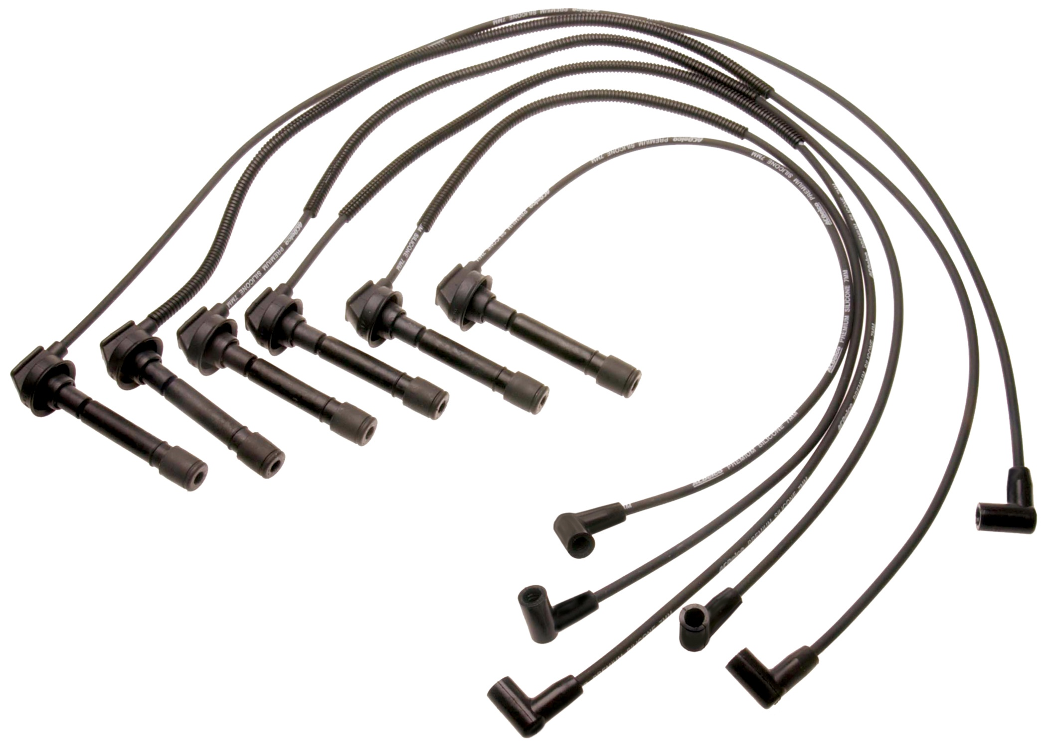 List Spark Plug Wire Set