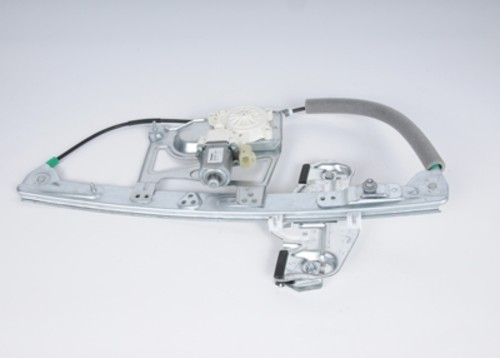 Power window motor and regulator assembly front left fits for 2001 cadillac deville window regulator