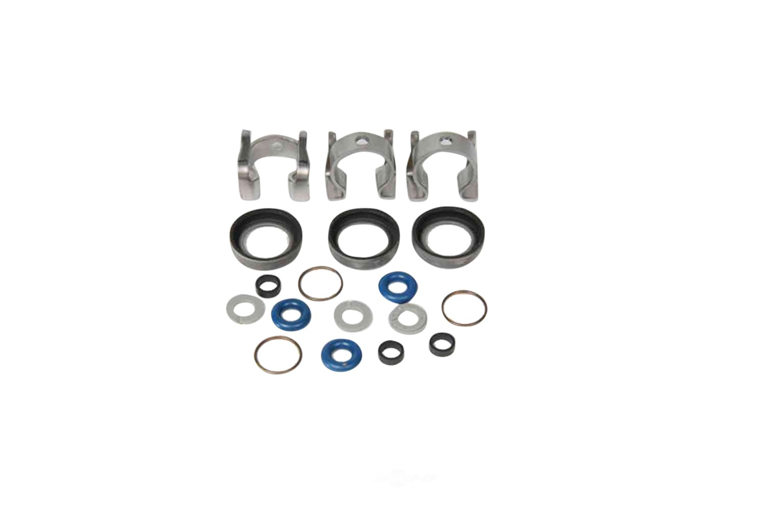 fuel injector seal kit  o ring  fits 2010