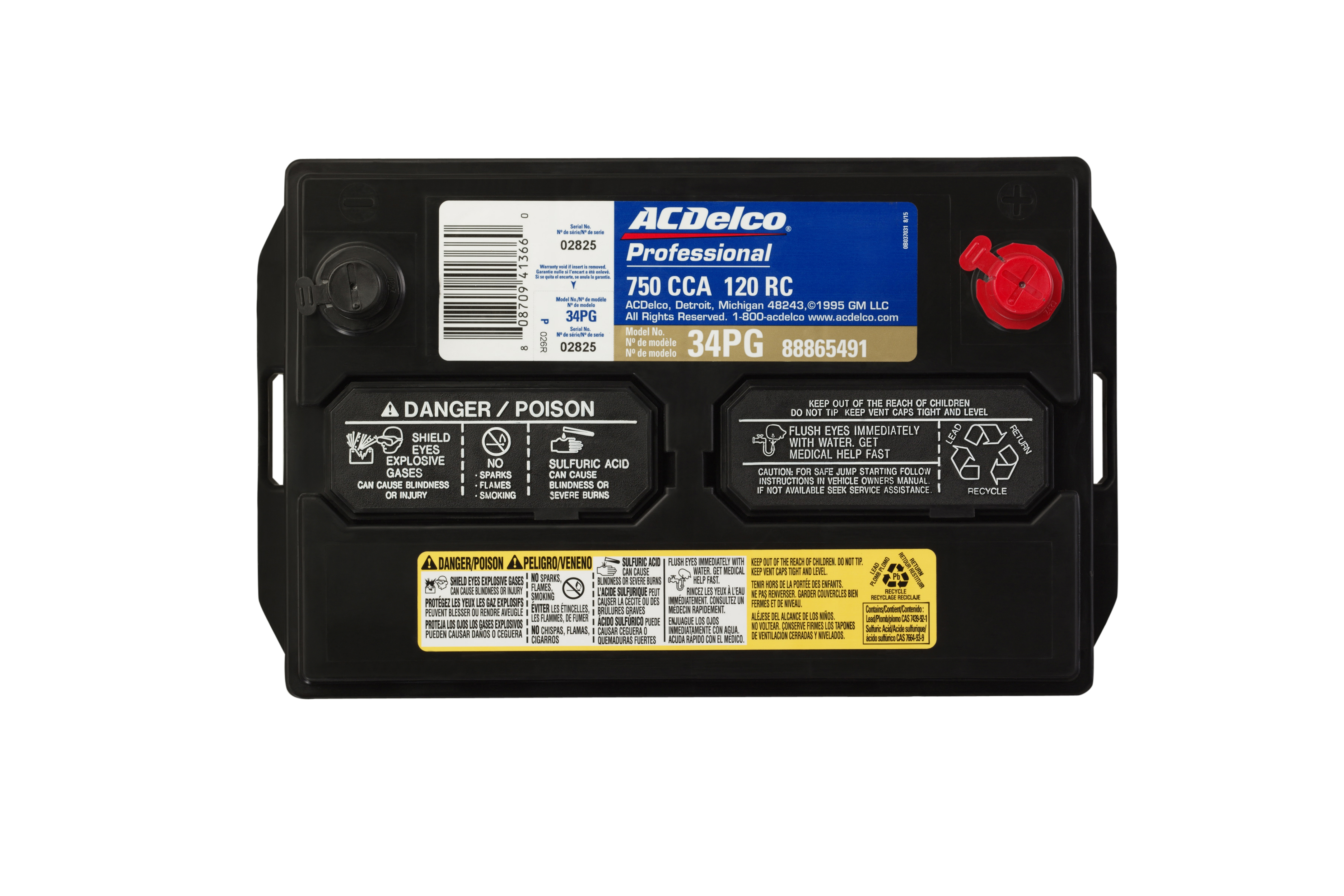 Price Of Ac Delco Car Battery