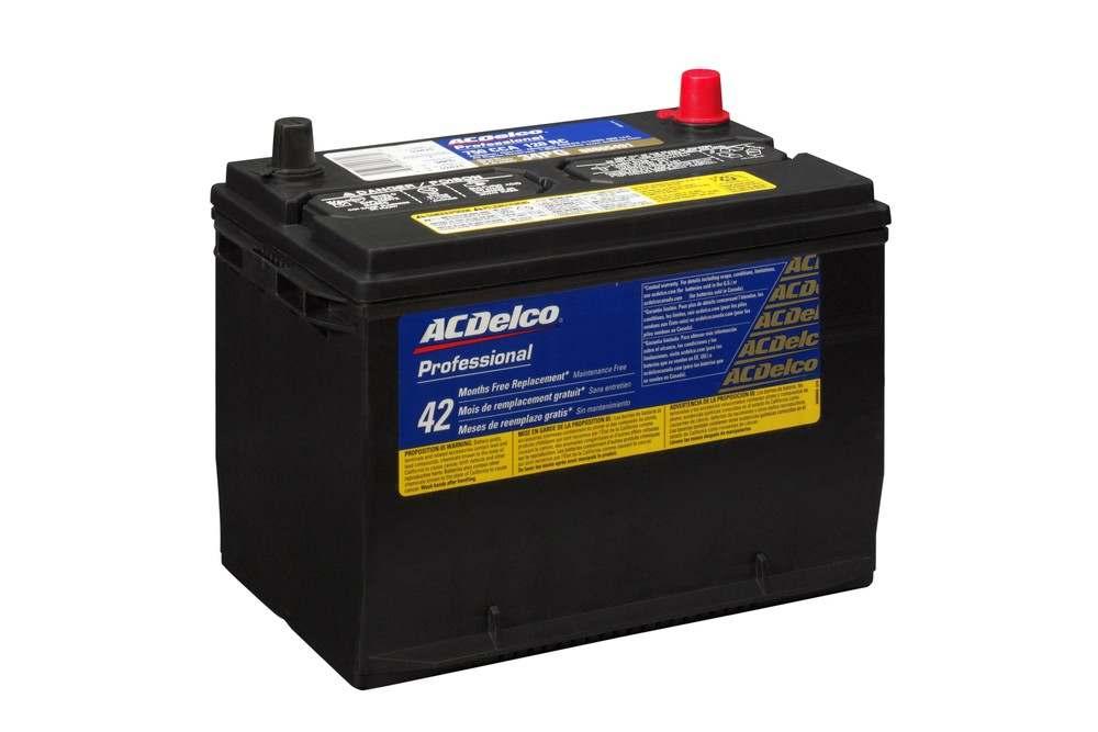 Pg Car Battery