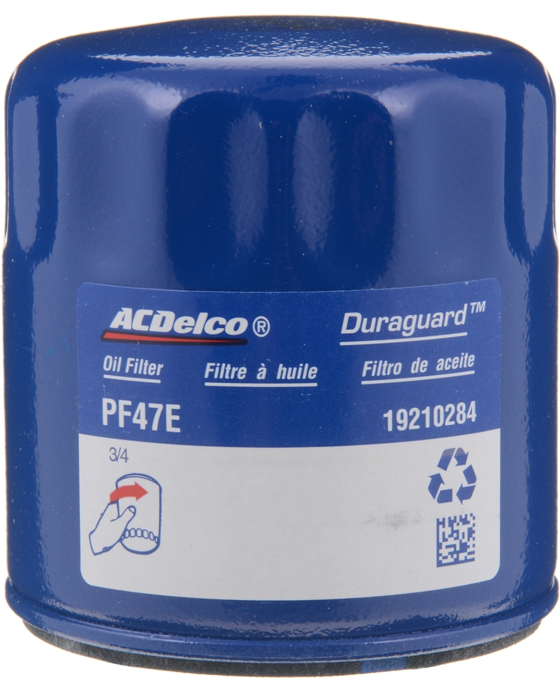 Engine Oil Filter Acdelco Pro Pf47e Ebay