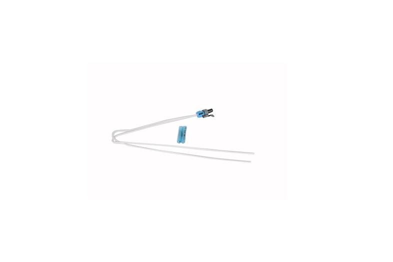 Abs Sensor Connector : Abs wheel speed sensor connector rear front acdelco gm