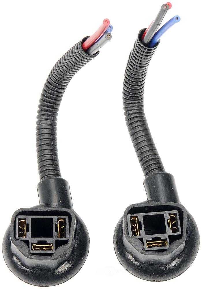 Headlamp Socket Headlight Socket Dorman 84790 eBay