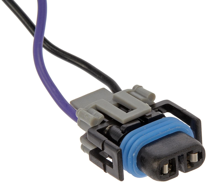 85855 007 Fog Light Connector Dorman 85855