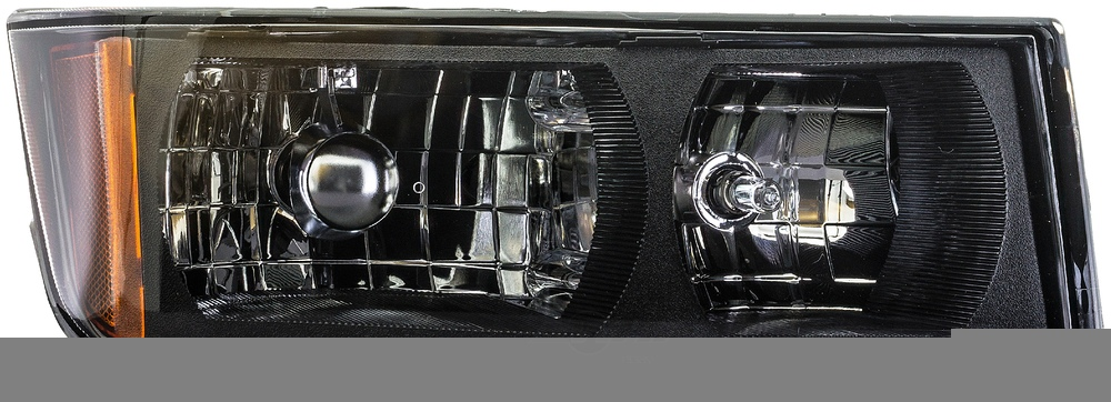 headlight assembly fits 2002 2005 chevrolet avalanche 1500 avalanche 250 ebay. Black Bedroom Furniture Sets. Home Design Ideas