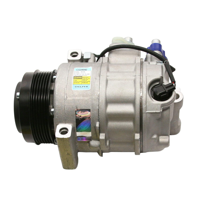 A c compressor fits 2003 2006 mercedes benz cl500 s430 for Mercedes benz ac compressor