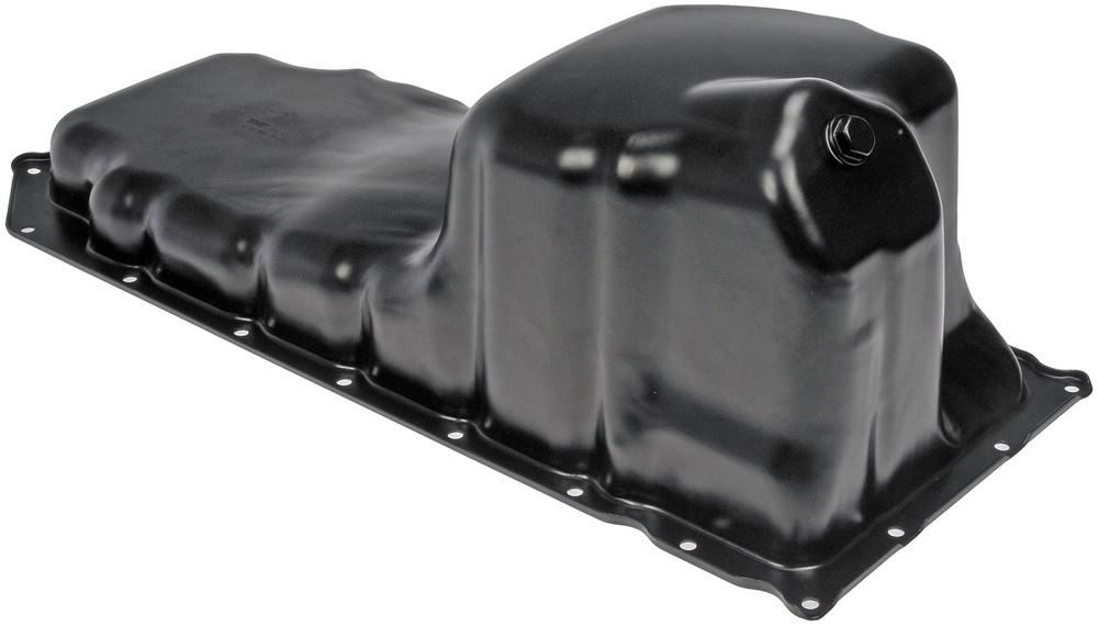 engine oil pan fits 2003 2010 dodge ram 2500 ram 1500 ram 3500 dorman o ebay. Black Bedroom Furniture Sets. Home Design Ideas